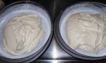 Batter in Floured Pans
