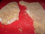 Let Breaded Chicken Rest