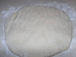 Pat Out Biscuit Dough