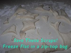 Save Biscuit Scraps