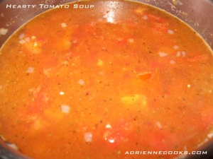 Soup Pre-Blending