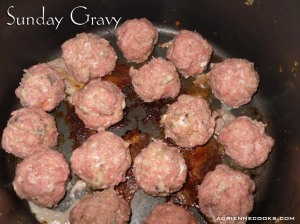 Browning Meatballs