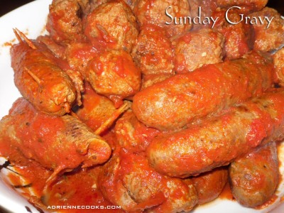 Sunday Gravy Meats