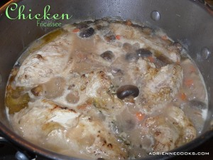 Fricassee Pre Thickening