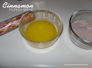 Ingredients Cinnamon Monkey Bread