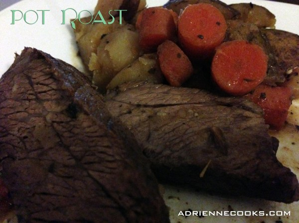 Pot Roast Ready to Eat