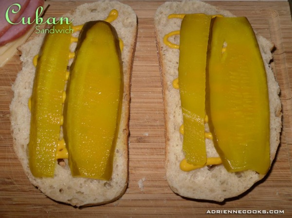 Add Pickles