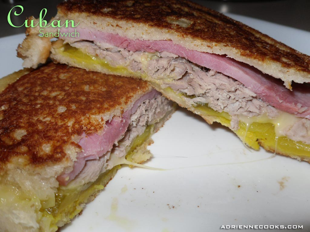 Not So Traditional Cuban Sandwich: What To Do With ...