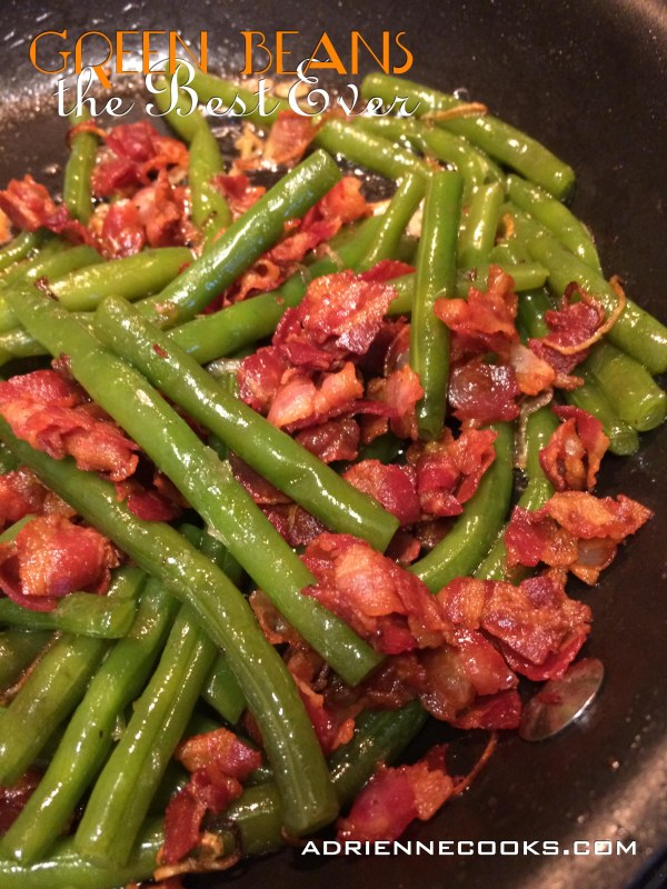 Best Ever Green Beans