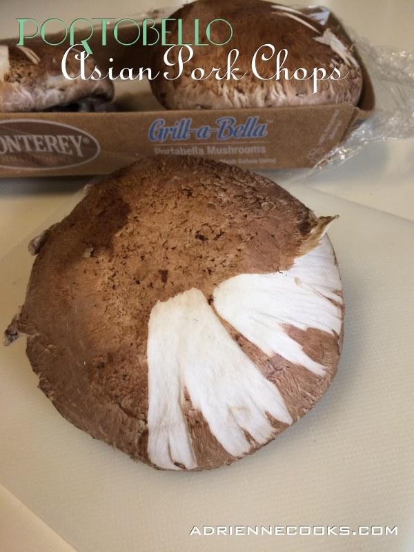 Peel Mushroom Caps